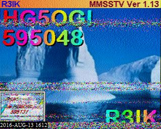 Click on image to enlarge. Latest Received Picture PE1RQM