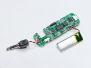Mini FM transmitter met QN8027 chip