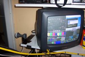 3cm ATV ontvangen met omgebouwde LNB en satelliet ontvanger