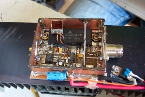 Minikits 70cm PA voor ATV