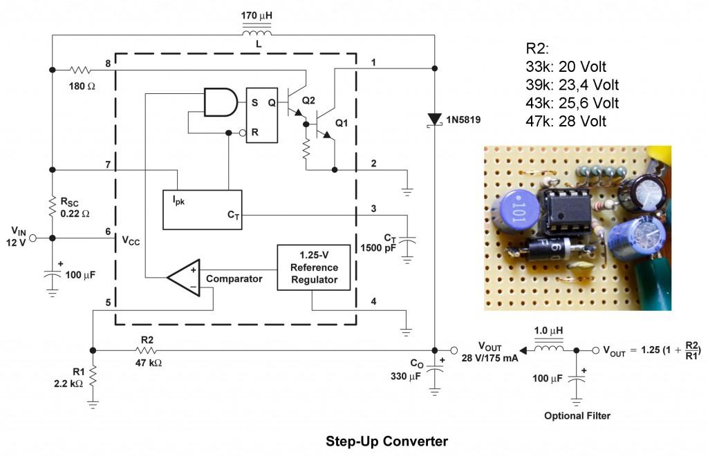 MC33063A, MC34063A 1.5-A Peak Boost/Buck/Inverting Switching Reg