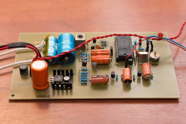 Video Sync Generator versie 1