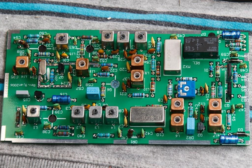 OZ2M 70MHz transverter