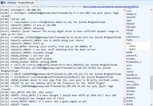 IRC chat highaltitude