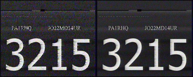 PA1RHQ op 13cm