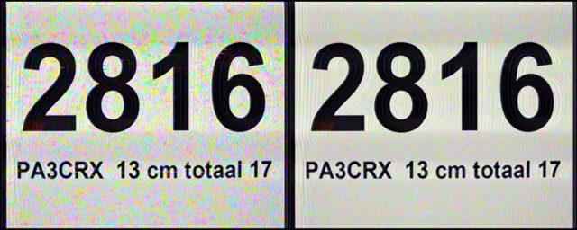 PA3CRX op 13cm